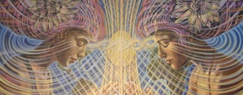 Visionary art by Amanda Sage